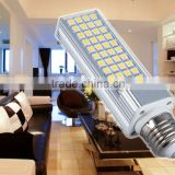 E27 E26 G23 G24 LED Corn Light Bulbs 6W 8W 10W 13W Horizontal Plug Lamp 5050 SMD 110V 220V 85V-265V AC PLC LED PL light