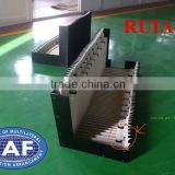 RUIAO hot sale in Russia plastic bellow cover for carving machine of china supplier