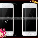 Temper glass screen protect ,factory direct and high quality for iphone5 screen protector
