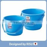 Easy to use and Popular farm tool plastic bucket with handle for home & commercial use with various sizes
