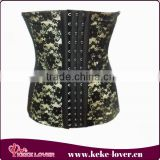 wholesale small to 6xl cheap waist training corset new fashion women waist trimming corsets 2015 top selling rubber waist corset