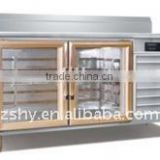 under counter refrigerated cabinet(EMBRACO/ASPERA Compressor)