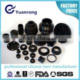Any Type Rubber Products 20~90 Shores Silicon Rubber Industrial Parts