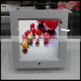 Fashion Style Virgin Lucite Material Cast Acrylic Sheet Digital Photo Frame Made in China