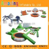 2015 hot sale water park equipment for sale, giant inflatable water park,inflatable water games