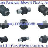 engine mount rubber bushing round rubber bushing auto rubber bushing metal rubber bushing suspension rubber bushing