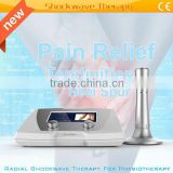 Physiotherapy ESWT Shockwave Equipment Acoustic ShockWave Therapy Machine for Achillobursitis