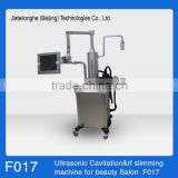 Weight Loss Equipment Slimming Machine Salon Use Vacuum Cavitation Rf Equipment Slimming Machine For Home Use Slimming 5 Treatment Head / Ultrasound Cavitation Machine Slimming Rf Vacuum
