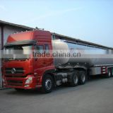 Dongfeng Kingland 8*4 LPG road tanker truck for sale