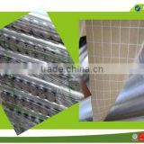 fireproof aluminum foil reflective fiberglass thermal insulation material for construction