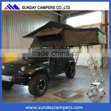 Vehicle Rooftop Tent SUV Car Folded Tent