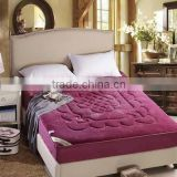 Thick warm flannel fitted piece/bed flat sheet/ coral velvet bedspread bed mattress thickened winter slip 1.8