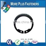 Made In Taiwan Rings External Circlip Internal Circlip Inverted Internal Circlip Ring Clip Retainer E Clip