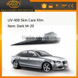 High quality super dark black 5% dark black 20% black 35% car window skin care film