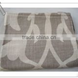 towel pillow case 100% cotton from huaian towel factory