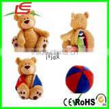 INQUIRY ABOUT Teddy Bear Convertible Toy Ball Buddy Balls Max