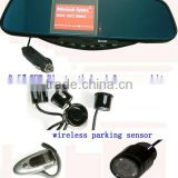 WINDSTONE-Original Factory-Bluetooth Rear view Mirror Hands free Car Kit and 3.5 inch TFT Monitor,Camera