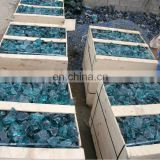 Landscape Glass Rocks for garden decoration