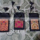 Afghan Kuchi Tribal Hand Embroidery Mobile Purse