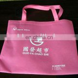 2012 non-woven handle bag,shopping bag