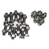 ASTM A325/A490 Type 1 Heavy Hex Bolts