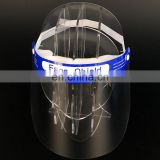 Factory Direct Sale Dustproof Plastic Face Shield