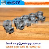 Geelong nylon plastic solenoid valve body for sell with cheap price