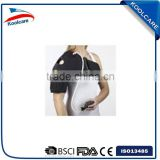 air compression shoulder wrap cold/hot therapy pack                                                                         Quality Choice