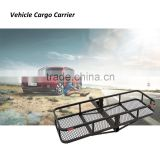 (3181) High Quality Steel Folding Hitch Mounted Cargo Carrier Luggage Rack                                                                         Quality Choice