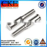 Aluminum Chemical Polishing CNC Machined Shafts