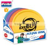 chinese toy manufacturers 12'' fabric cloth frisbee flying disc wholesale frisbee
