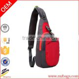 Outdoor Sling Pack Waist Strap Hike Run Bag Chest Messenger travel Gym Backpack                                                                         Quality Choice