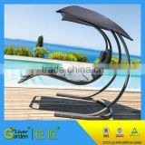 new design garden hammock chair swing chair with canopy                                                                                                         Supplier's Choice