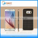 Fashion slim electroplating pc hard case for samsung galaxy s6