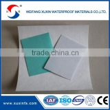 Construction materials waterproofing 100 spun polyester fabric