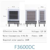 water cooled chiller air conditioner / chilled water air conditioner assembling evaporative air cooler unit