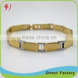 Copper/brass fashion handmade custom new design jewelry gold plated chain bracelets bangles manufacturer for girls                                                                         Quality Choice