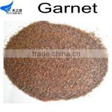 Abrasive Garnet 80 mesh garnet price for water jet cutting sand blasting High Quality Sandblasting Garnet