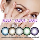 WEBW002 Beautiful eye naturally slim in color contact lenses factory direct sale
