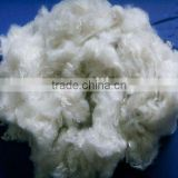 3DX28MM High Shrinkage Raw White Non-siliconized polyester staple fiber/3DX28MM raw white PSF