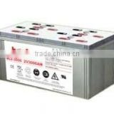 rechargeable lead acid battery 2v 3000ah capacity battery lead acid battery 10v