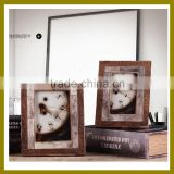 2016 BHM Nordic style Customized logo 4*6in ceramic photo frame for arts and craft home decor
