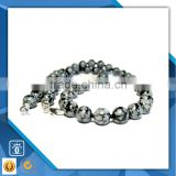 yiwu CC Jewelry CCK0021 whats hot in china wholesale snowflake natural stone bead necklace