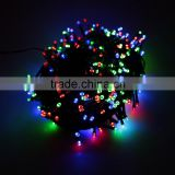 Colorful USB LED Lighting RGB 300 LED Christmas String Light Outdoor Decoration Fairy mas Tree Wedding Holiday Party Garden
