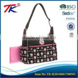 Large capacity multi purpose for mom travel out portable baby tote bag diaper tote bag