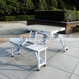 Camping Aluminum Folding Table Aluminum Folding Picnic Table Aluminum Folding Table                                                                         Quality Choice                                                     Most Popular