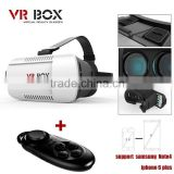 Google Cardboard Original VR BOX Virtual Reality Oculus rift 3D Glasses for 3.5-6.0 Phone+Bluetooth Controller