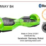 Samway Robot New best quality Samway smart electric self balance mini two wheel smart balance electric scooter hoverboard                                                                         Quality Choice