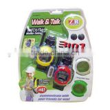 FASHION TOYS-3 in 1 WATCH WALKIE TALKIES