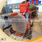 High level cassava peeling and chipping machine supplied by biggest factory